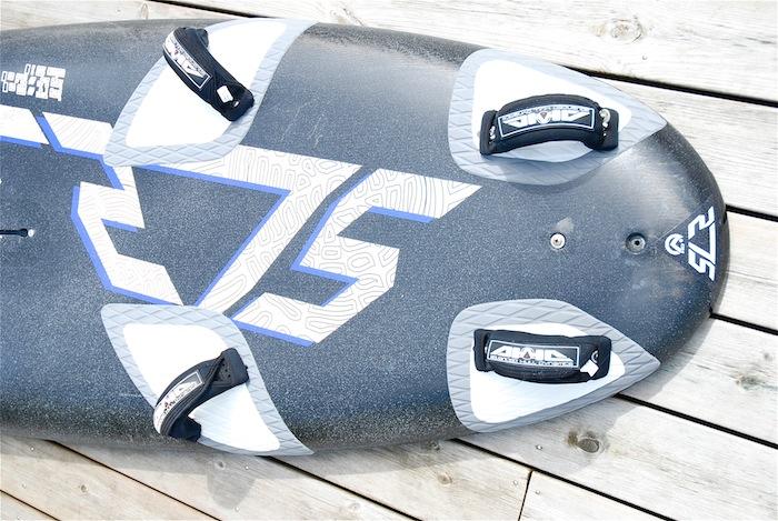 AHD SL2 Shape straps